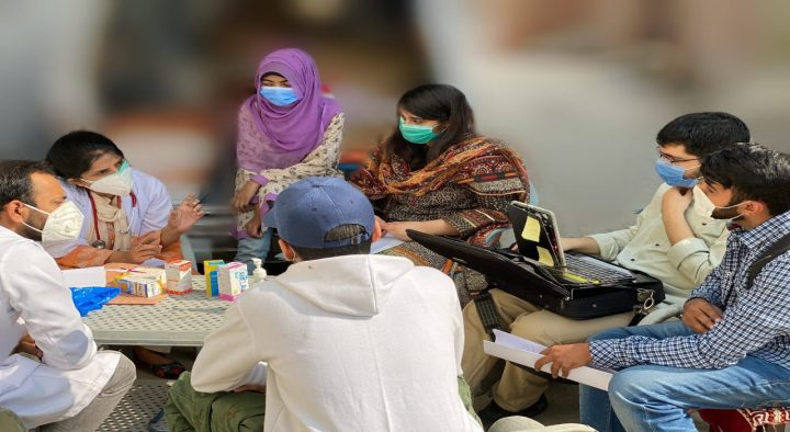 FFPS & LUMS !!!  Medical Camp