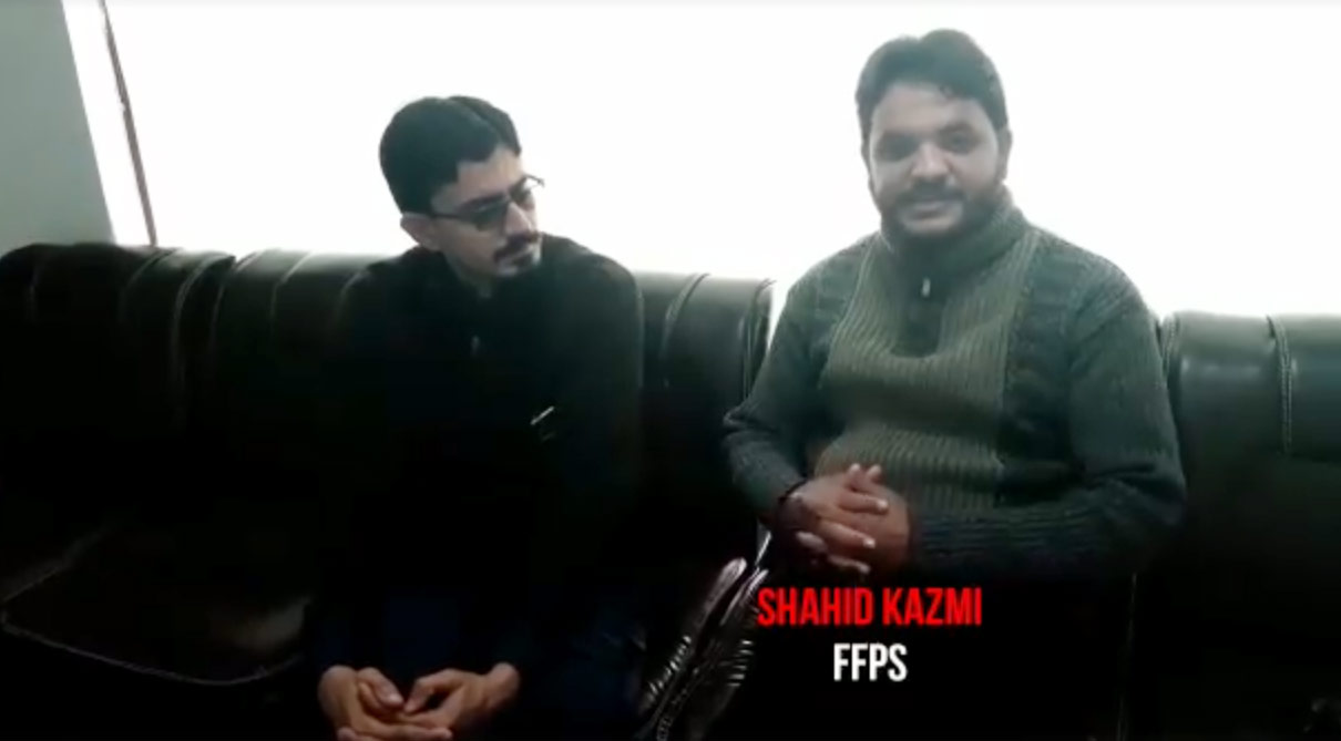Mr. Matloob Hussain's Coronary Artery Bypass Grafting (CABG) FFPS