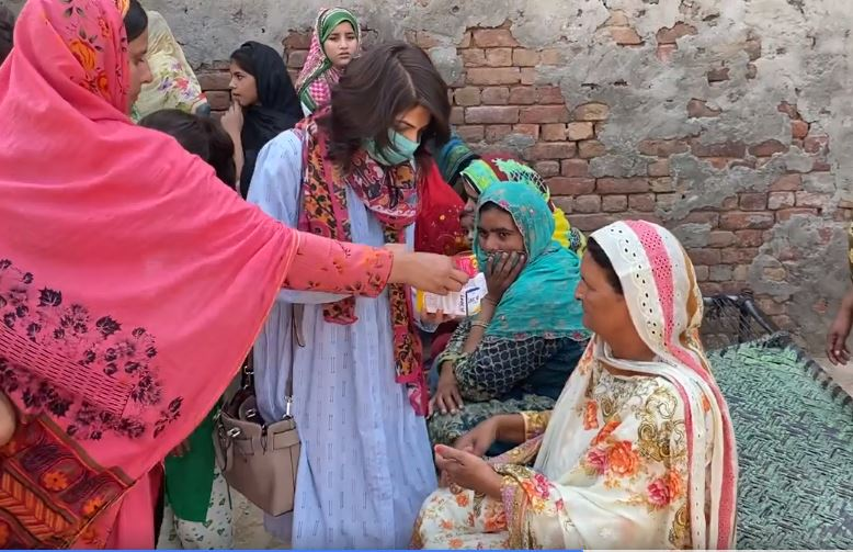 Fight Malnutrition amongst Pregnant Women & Children In Pakistan